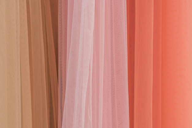 Fundo de tecido colorido