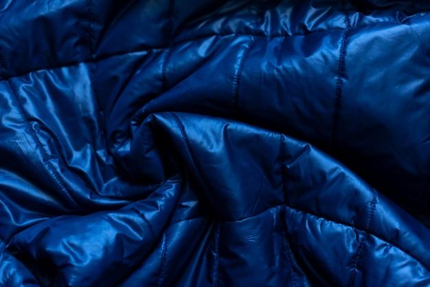 Fundo de tecido de jaqueta