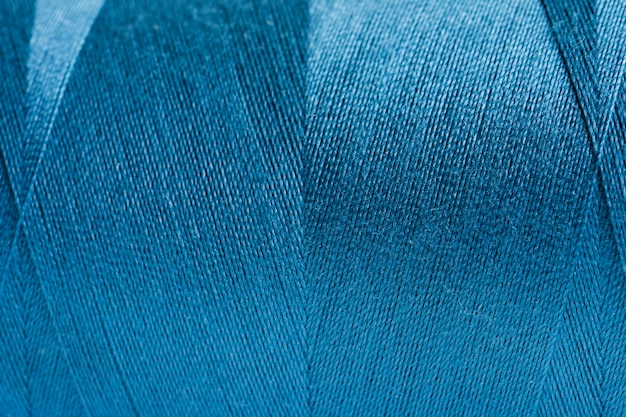Fundo de tecido de lã enrolada