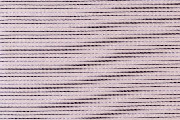 Fundo de tela de lona textura listrada