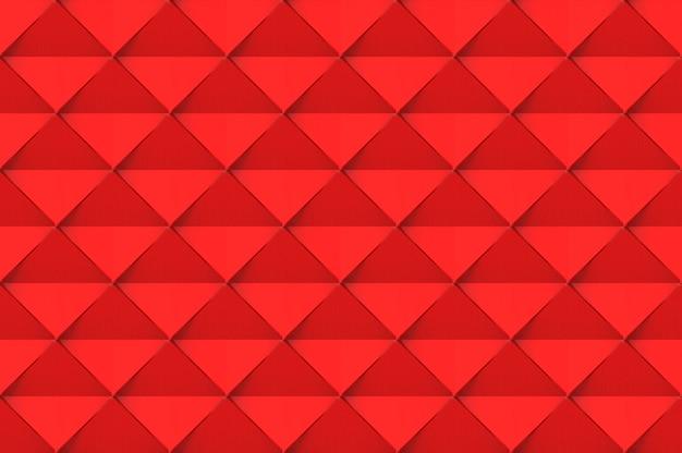 Fundo de telha moderna sem costura quadrada vermelha arte
