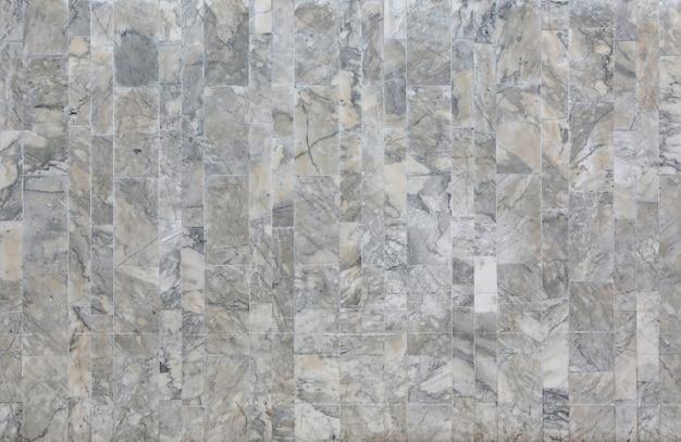 Fundo de telhas de mármore verticais