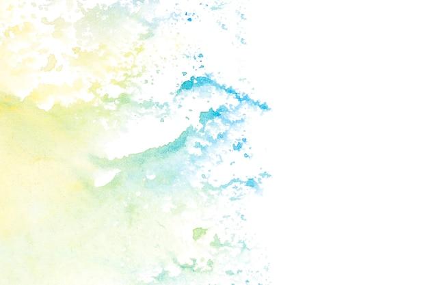 Fundo de textura abstrata de aquarelas