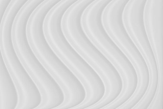 Fundo de textura abstrata de onda branca