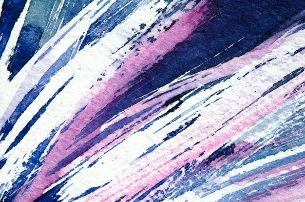 Fundo de textura abstrata mão aquarela pintura