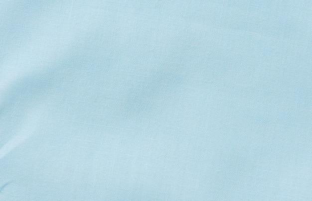 Fundo de textura abstrata tecido azul