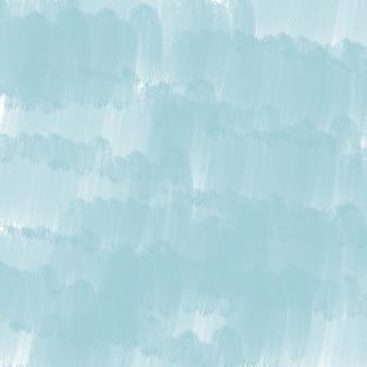 Fundo de textura aquarela abstrata azul