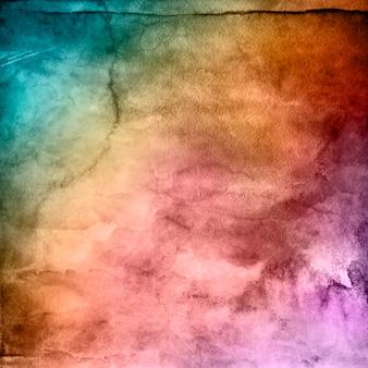 Fundo de textura aquarela estilo grunge