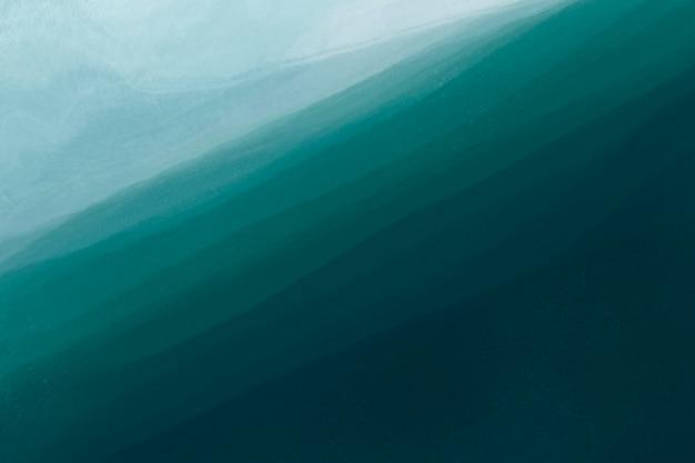 Fundo de textura aquarela turquesa do oceano