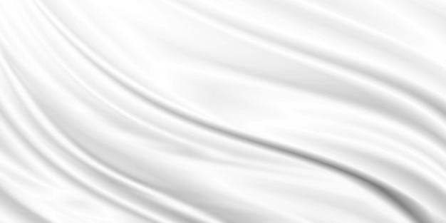 Fundo de textura b de tecido branco