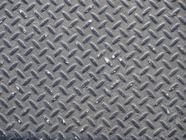 Fundo de textura de aço cinza