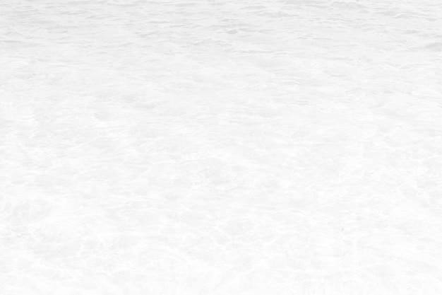 Fundo de textura de água abstrato branco claro.