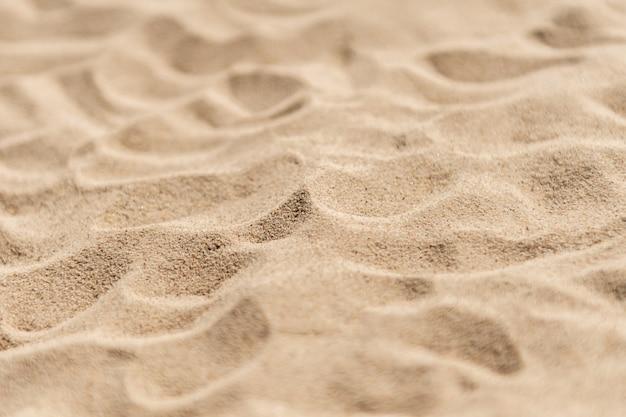 Fundo de textura de areia seca