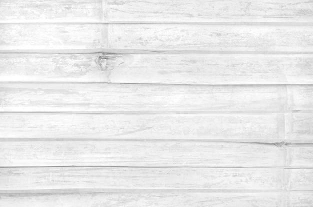 Fundo de textura de bambu cinza branco com estilo vintage de padrões naturais.