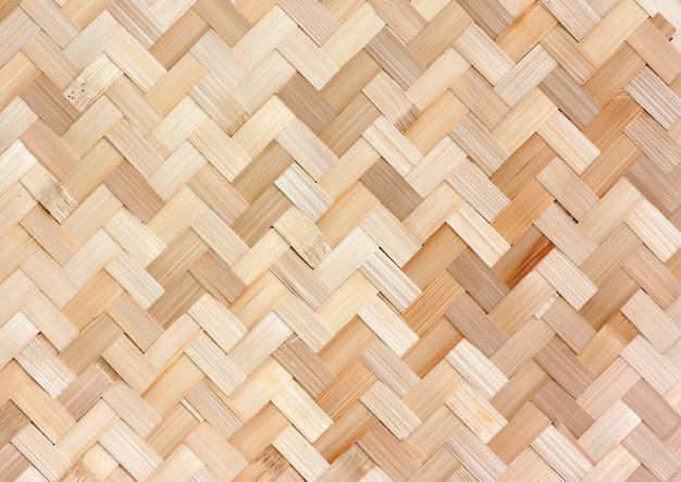 Fundo de textura de bambu