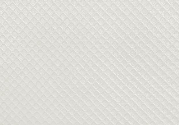 Fundo de textura de borracha branca