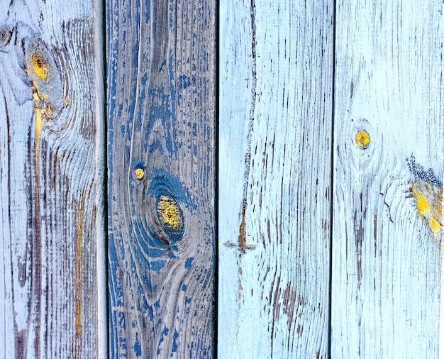 Fundo de textura de cerca de madeira rústica de cores marrons e amarelas naturais