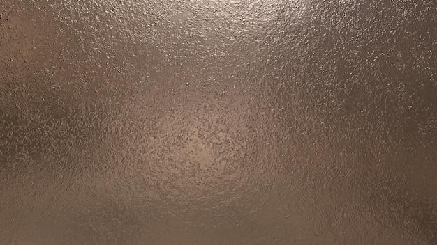Fundo de textura de cobre polido escovado