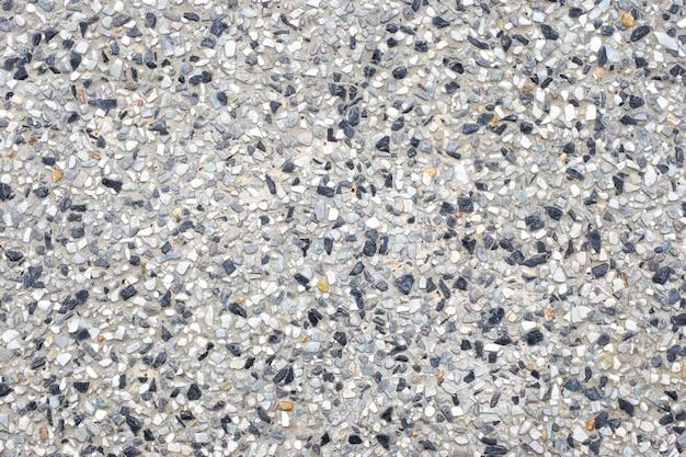 Fundo de textura de concreto agregado exposto