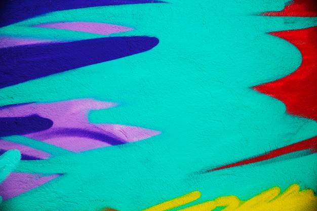 Fundo de textura de concreto colorido