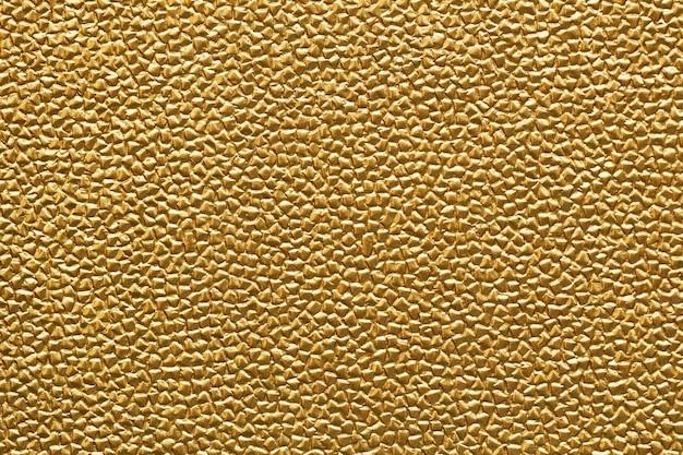 Fundo de textura de cor dourada