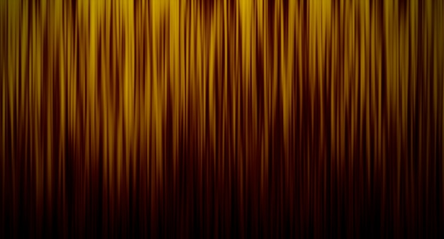Fundo de textura de cortina dourada