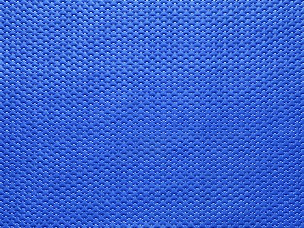Fundo de textura de couro azul