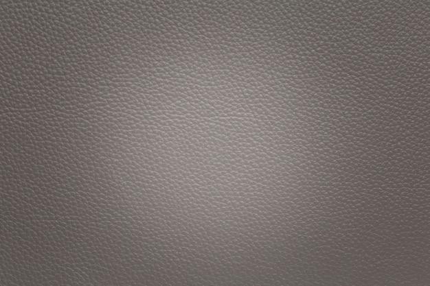 Fundo de textura de couro cinza original