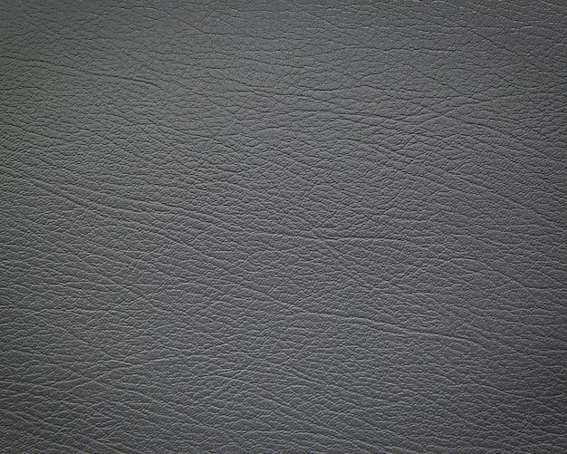 Fundo de textura de couro cinza