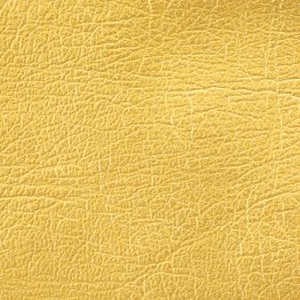 Fundo de textura de couro dourado