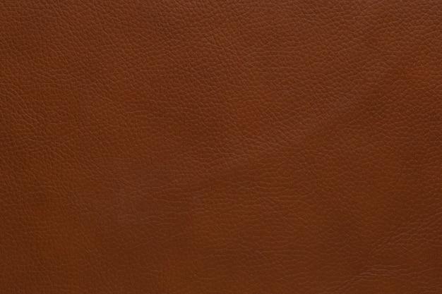 Fundo de textura de couro marrom original