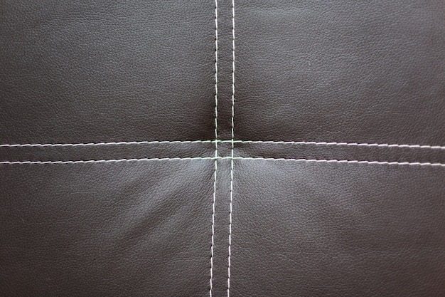 Fundo de textura de couro natural. design de pano de fundo de pele de vaca vintage.