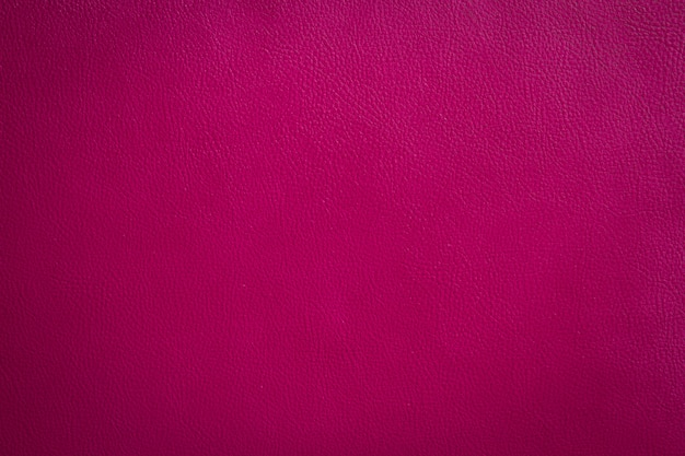 Fundo de textura de couro rosa