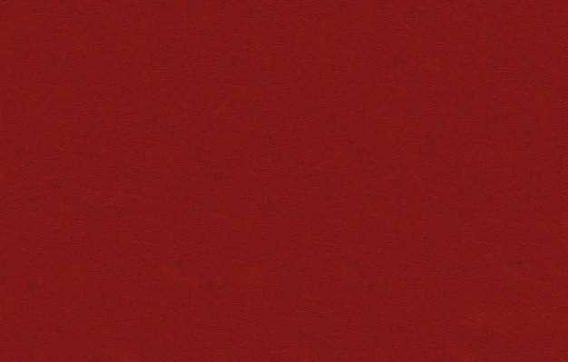 Fundo de textura de couro vermelho escuro. padrão de material natural.