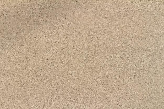 Fundo de textura de creme de cor de parede