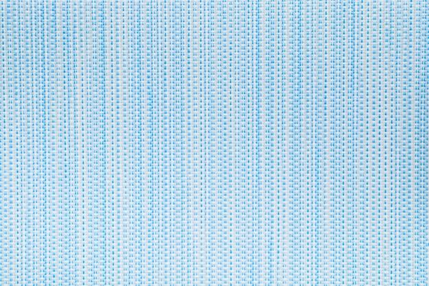 Fundo de textura de esteira de fibra de vidro azul pode ser usado para cortina vertical