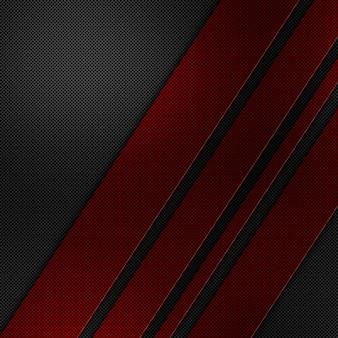 Fundo de textura de fibra de carbono abstrata