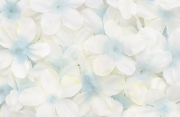 Fundo de textura de flor pastel falsa