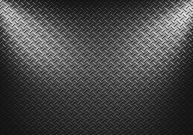Fundo de textura de folha de metal cinza moderna abstrata