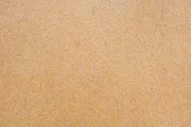 Fundo de textura de folha kraft reciclada ecológica de papel marrom
