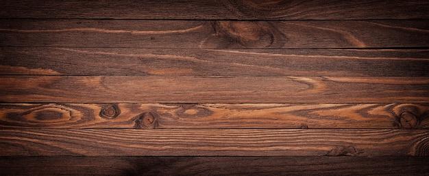 Fundo de textura de grão de madeira rica em grunge com nós
