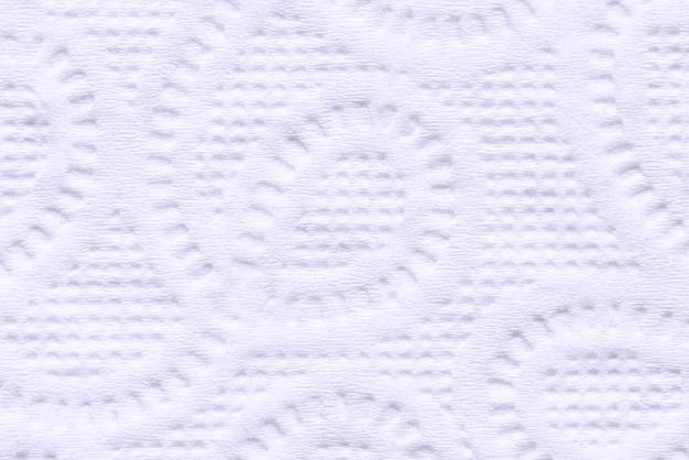 Fundo de textura de guardanapo, foto macro