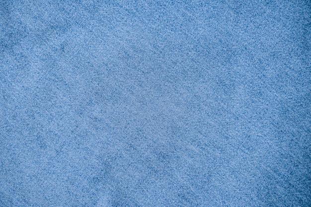 Fundo de textura de jeans azul