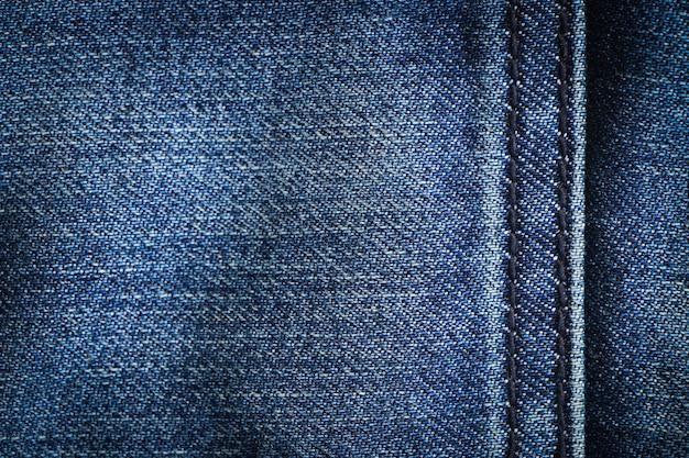 Fundo de textura de jeans