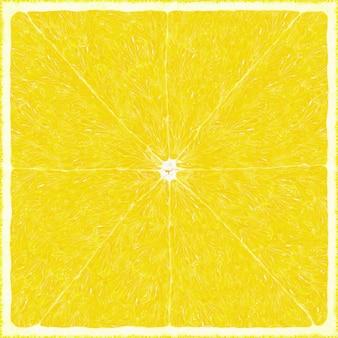 Fundo de textura de limão grande