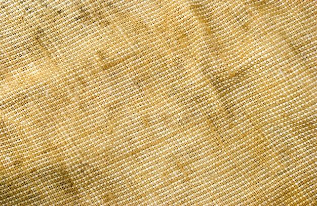 Fundo de textura de lona áspera