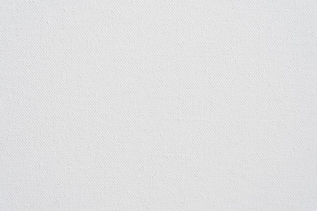 Fundo de textura de lona branca