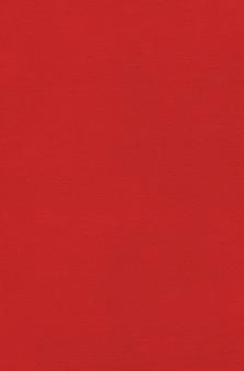 Fundo de textura de lona vermelha. papel de parede de tecido limpo
