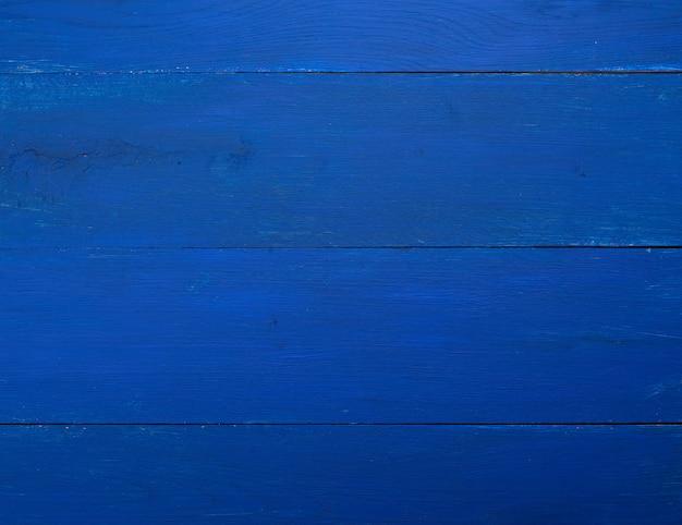 Fundo de textura de madeira azul escuro