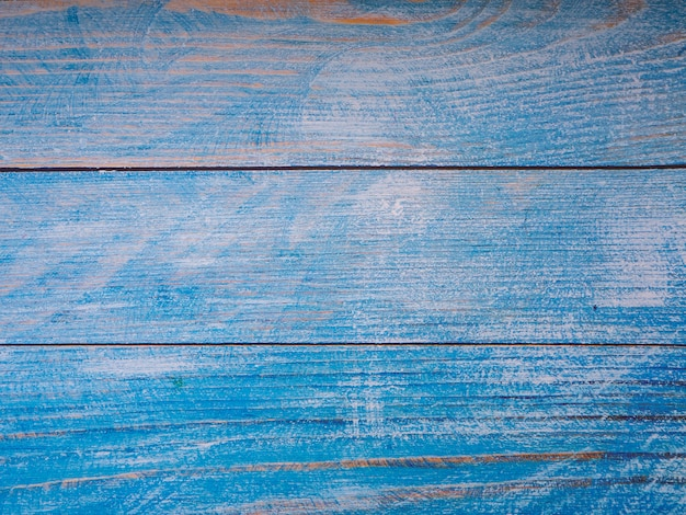 Fundo de textura de madeira azul
